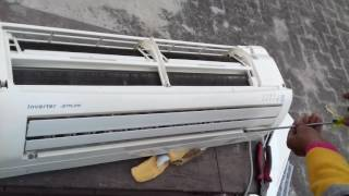 Best Ac service  and open  mitsubishi heavy duty