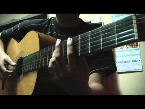hermelinda (vals) - cover guitarra