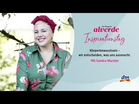 alverde-Inspirationstag x Sandra Wurster: Körperbewusstsein – wir entscheiden, was uns ausmacht.