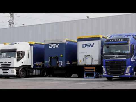 DSV en France, c'est plus de 30 agences dédiées à votre supply chain