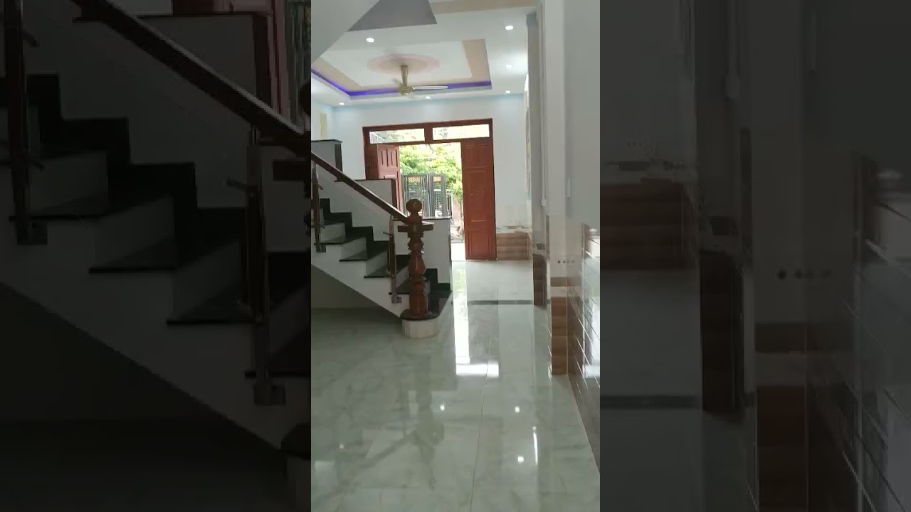 Nhà 1 lầu gần cầu mới Biên Hòa, gia đình trang bị nội thất cao cấp, sổ hồng trao tay, giá TL mạnh video