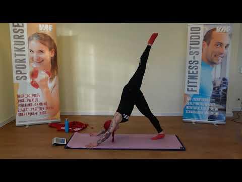 Pilates mit Maxi vom 03.03.21