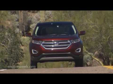 MotorWeek | Road Test: 2015 Ford Edge