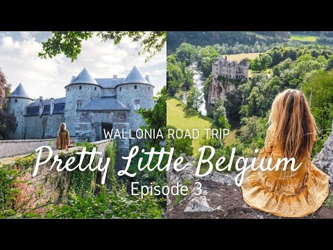 Wallonia Road Trip ~ 4 days of castle chasing