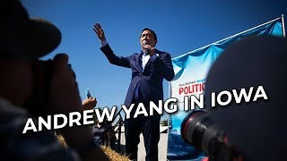 Andrew Yang's Speech (and More) at the 2019 Iowa State Fair - 8/9/19