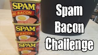 Spam Bacon Challenge