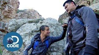 Bear Grylls and Yao Ming Go Wild