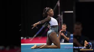 Simone Biles - Floor Music 2019