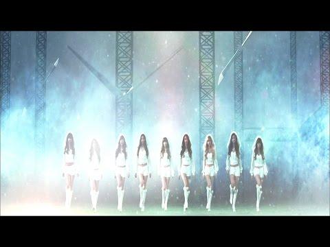 【TVPP】SNSD - Genie (Special Intro), 소녀시대 - 소원을 말해봐 @ 2009 Korean Music Festival Live