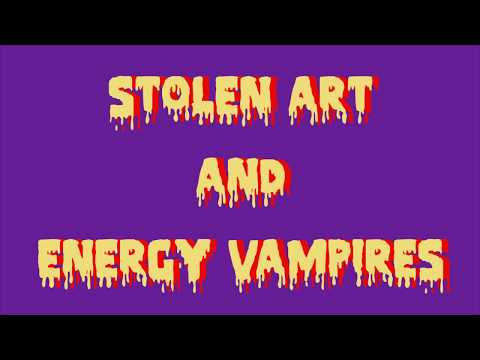 Ealy Mays Show - Episode 4: Stolen Art and Energy Vampires