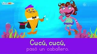 CUCU, CUCU, CANTABA LA RANA