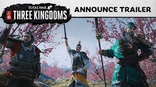 Total War: Three Kingdoms - Trailer d'annuncio cinematico