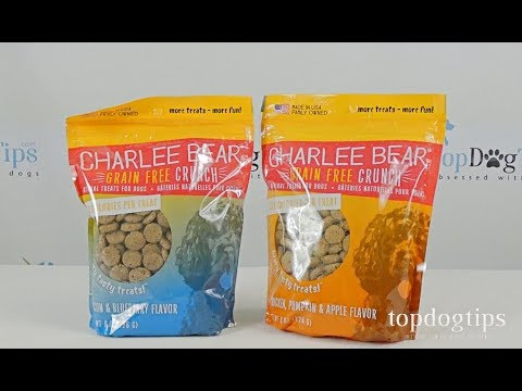 Charlee Bear Grain Free Crunch Review