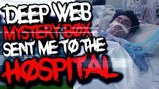 Deep Web Mystery box almost sent me to the hospital..