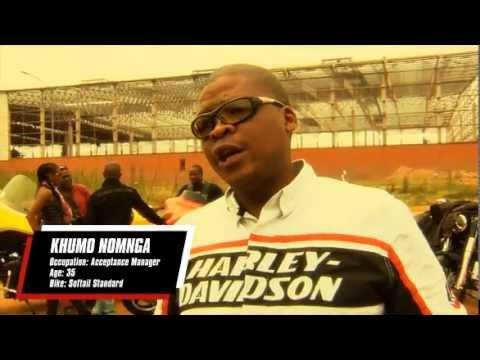 Harley-Davidson® Africa Iron Elite - Part 1