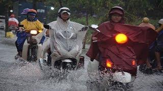 Dự báo thời tiết 21/9: Hà Nội nắng nóng Sài gòn mưa chiều