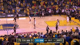 Jeremy Lin All Play Time 2019 NBA Finals Game 3 Toronto Raptors vs Golden State Warriors