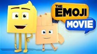 Minecraft Parody - EMOJI MOVIE! - (Minecraft Animation)