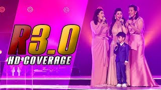 VIRAL: Nakakaiyak na performance of Regine with young son, Nate Alcasid and DO-RE-MI Reunion!