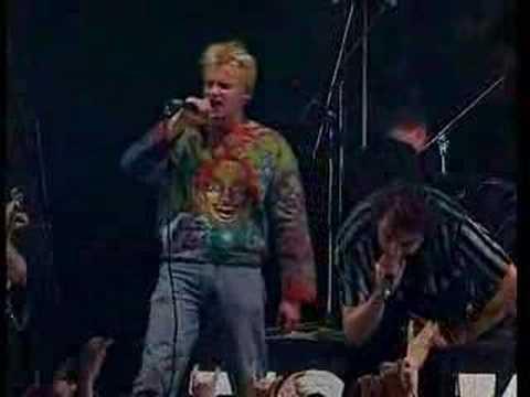 Король и Шут - Рыбак(Полигон,05.07.1997 год)