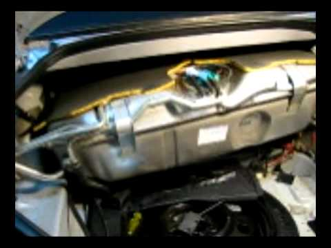 Jaguar Xk8 Fuel Pump Replacement And Fuel Tank Removal
