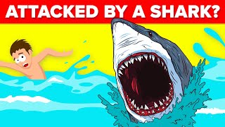 How To: SURVIVE A SHARK ATTACK