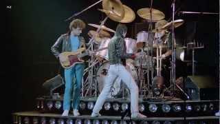 Queen - We Will Rock You Rock 1981 Live Video Full HD