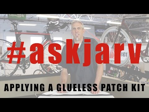 #AskJarv: How to Apply a Glueless Patch Kit