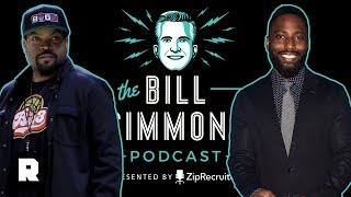 A Very Special 400th Episode With Ice Cube and John David Washington | The Bill Simmons Podcast