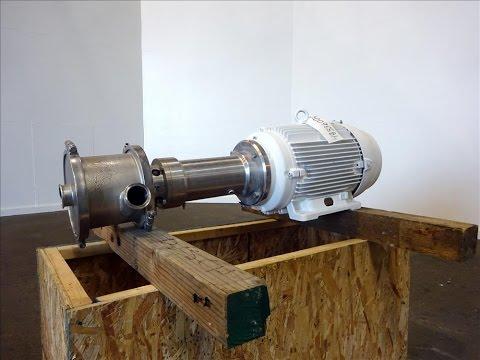 Used- Quadro Ytron Z Single-Pass Emulsifier / Homogenizer - stock # 48336004