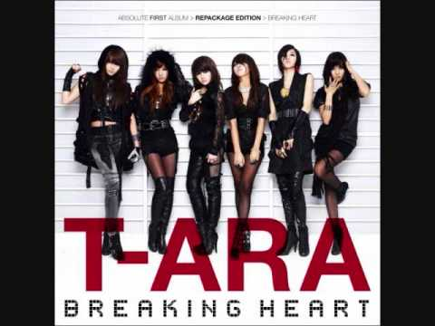 T-ara - 너 때문에 미쳐(I Go Crazy Because of You) (lyrics in description box).