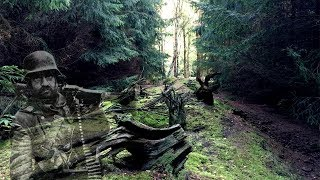 Berlin woods are still littered with WW2 stuff
