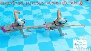 Học Bơi Sải Đường Dài - Dạy Bơi Chi Tiết Kỹ Thuật Bơi Sải Đường Trường ( Freestyle swimming )