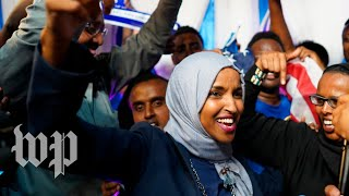 Who is Ilhan Omar?