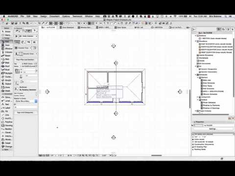 ArchiCAD Tutorial | Generate Specifications & Optimize Annotation using IFC Data Fields | Part 1