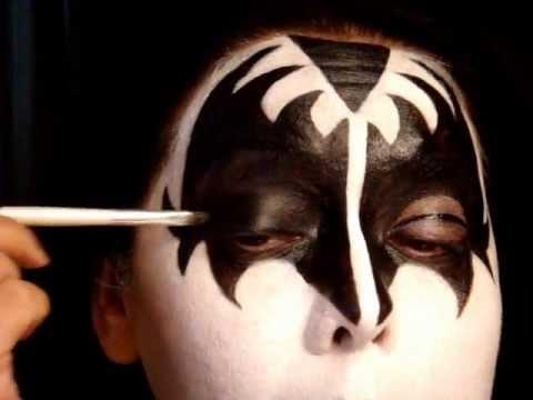gene simmons makeup - photo #23