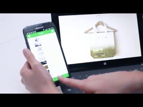 Admira Digital Signage App