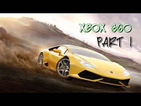 Forza Horizon 2 Xbox 360 Gameplay Part 1 | Welcome To Horizon Europe