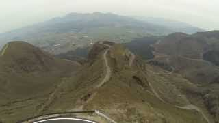 Mt,ASO_JAPANDJI Phantom2 + Zenmuse H3-3D Gimbal SAMPLE by Aircraft on YouTube