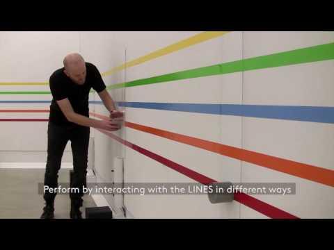LINES - an Interactive Sound Art Exhibition