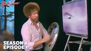 Bob Ross - Purple Splendor (Season 4 Episode 1)