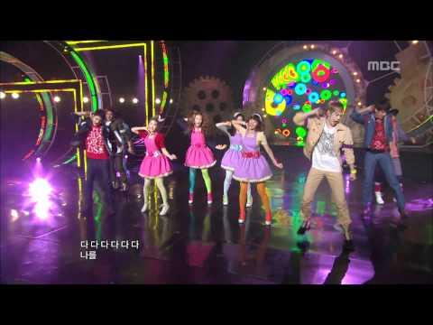 Coed School - Bbiribbom Bbaeribom, 남녀공학 - 삐리뽐 빼리뽐, Music Core 20101113