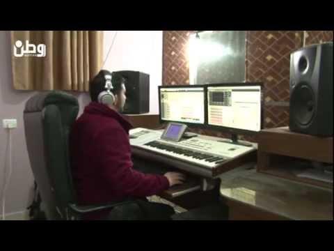 """فرقة """"مشاعل"""" الغنائية من غزة تبث العزيمة وتعبّر عن الواقع"""