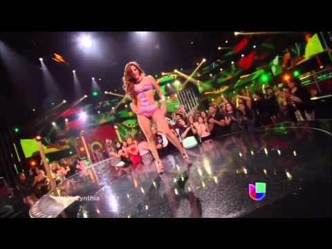 Gente De Zona en Nuestra Belleza Latina - Yo Quiero