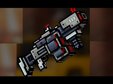 Pixel Gun 3D - Mine Launcher UP1
