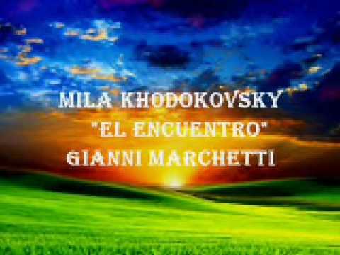 El Encuentro_Version Violin (Mila Khodorkovsky)