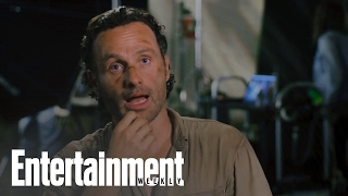 The Walking Dead: Andrew Lincoln On The Show Being A Hit & His Favorite Scene