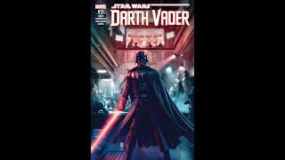 Darth Vader #11: The Rule of Five Part 1 [Dark Lord of the Sith]