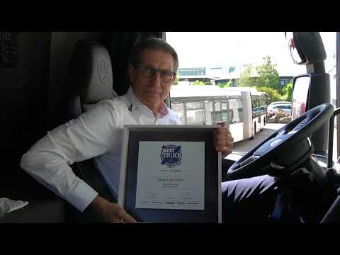 ETM Award - Scania Fernverkehrs-Lkw und Kipper überzeugen