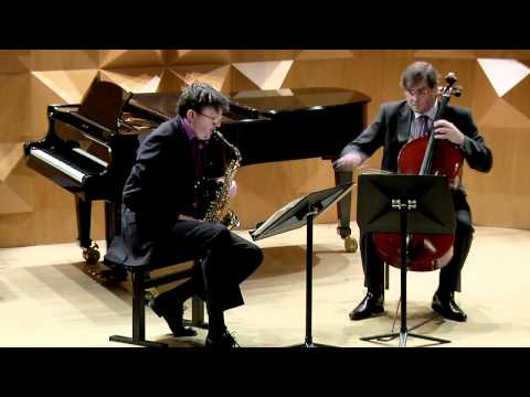 Valerius Ensemble speelt Alphonse Stallaert: Bestiaire (Deel 3)
